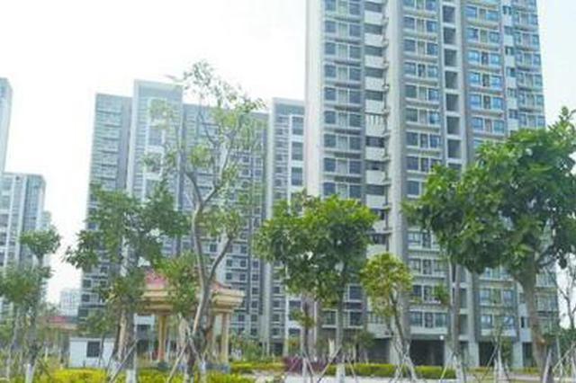 ■同安区滨海公寓 陈万泉 摄