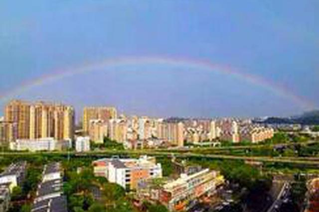 """台风""""潭美""""将转向东北方向 今后几天福州天气晴好"""
