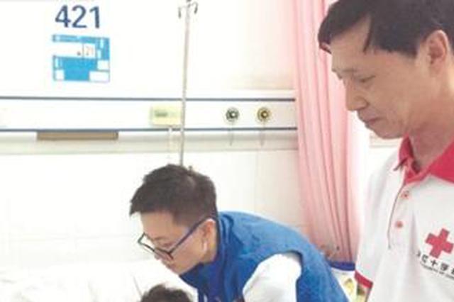泉州:丈夫意外脑死亡 妻子捐献丈夫器官救了4个人