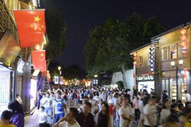 近400万游客国庆黄金周畅游榕城 新老景区同发力