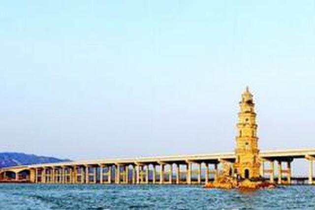 漳江湾特大桥预计年底通车 将成漳州最长跨海大桥