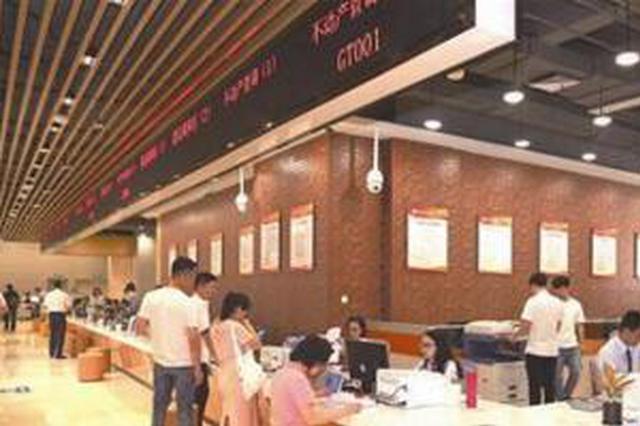 漳州开发区星级政务客厅彰显国际范 提供24小时服务
