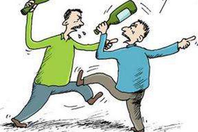 """漳州一男子""""耍酒疯"""",打伤他人被批捕"""