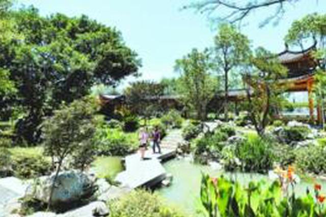 福州新建成3个串珠公园 还有6个有望月底前完工