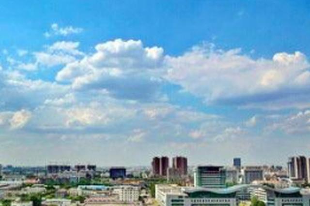 福州1月~9月空氣質量公布 位居全國省會城市第三