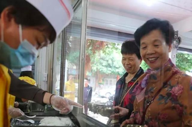 福州连江有个爱心食堂 每天可向150人免费供应午餐