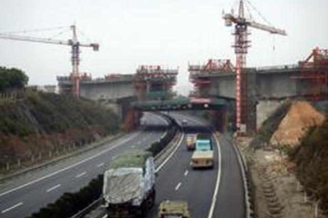 福廈客運專線閩侯段建設提速 楊梅山隧道進洞施工