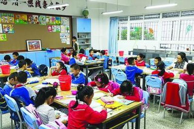 廈門幼兒園小學課后延時服務啟動 報名情況冷熱不均