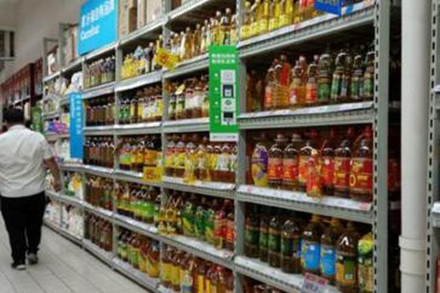 消費升級加上新規即將實施 福州市場調和油越來越少