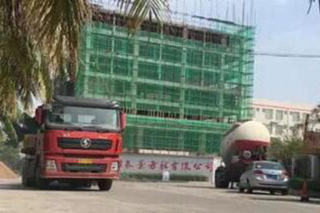 南安问题地桩流向泉厦漳莆工地 已成立调查组