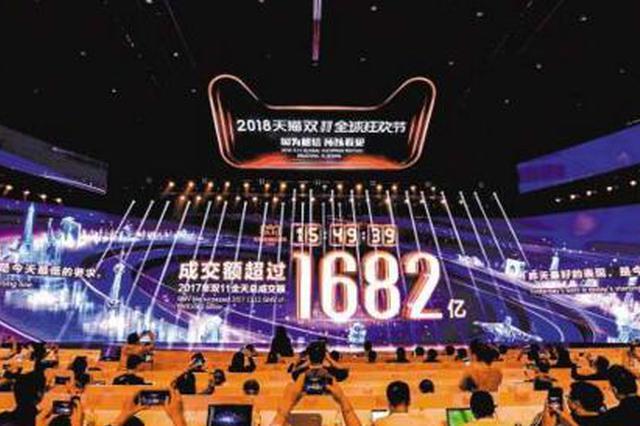 """""""双11""""半天福建人消费55亿 厦门人消费力全省第二"""