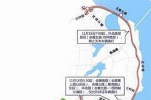 铁人三项赛厦门站本周日举行 岛内部分道路交通限制