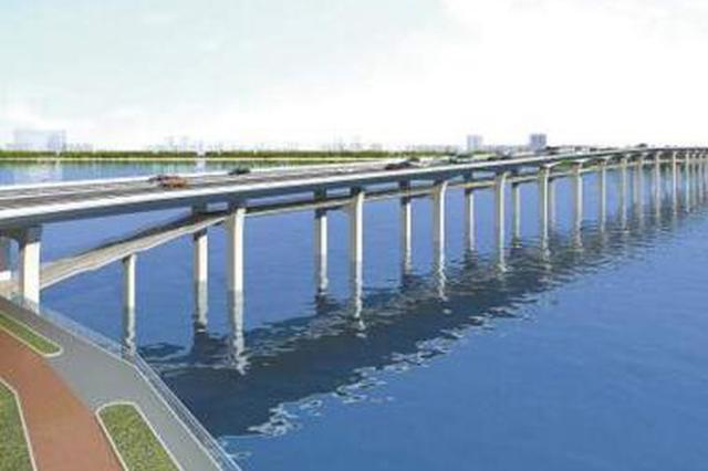厦门将建全省首座双层跨海大桥 近期开建工期约4年