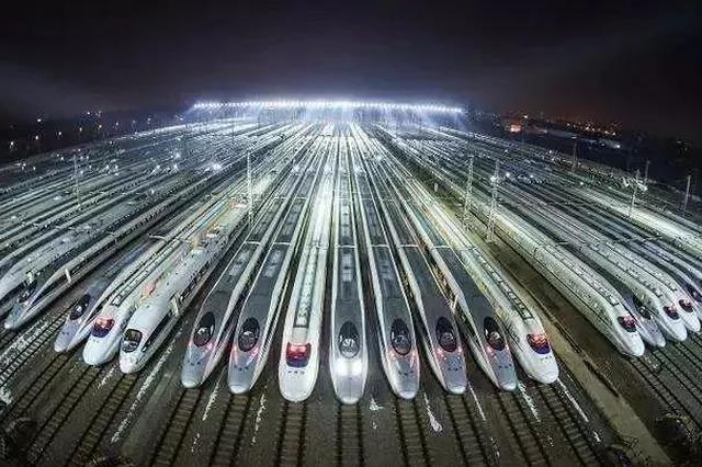 """明年1月5日起 """"复兴号""""将覆盖厦门福州高铁线"""
