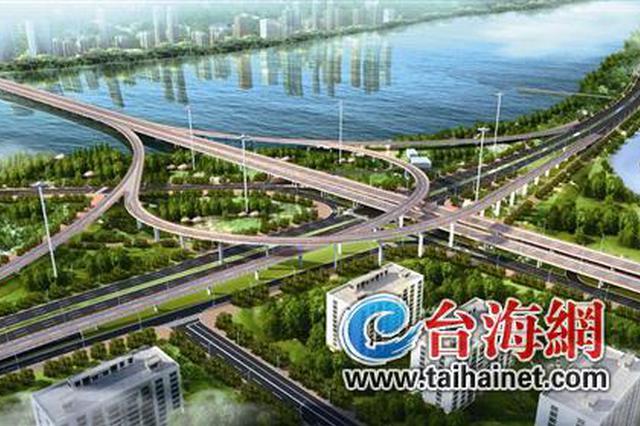 厦门机场快速路大嶝岛段B1标 预计明年年底基本完工