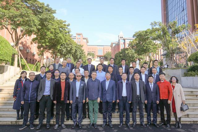 北大光华管理学院EMBA校友到访阳光学院