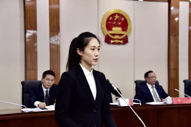 福清任命一位90后女副市长 是北大金融系在读博士