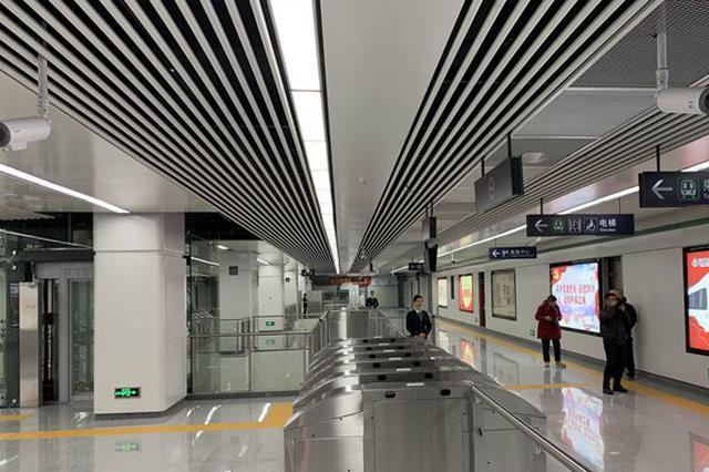 福州地铁2号线预计5月1日前载客运营 将迎换乘时代
