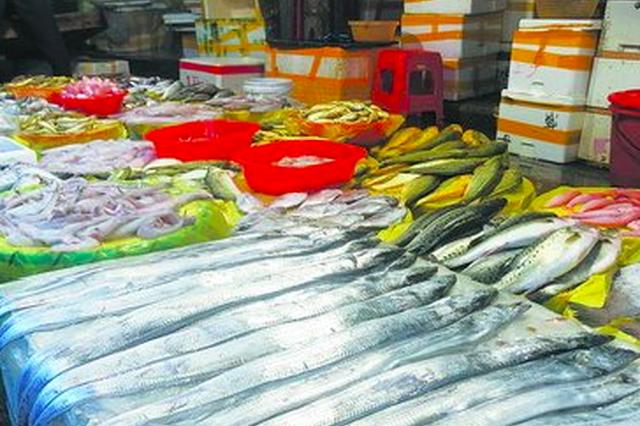 厦门菜篮子充裕农副产品降价 高档水产品降价三成
