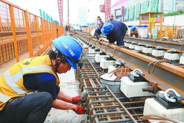 厦地铁2号线过海隧道段今起铺轨 年底开通试运营