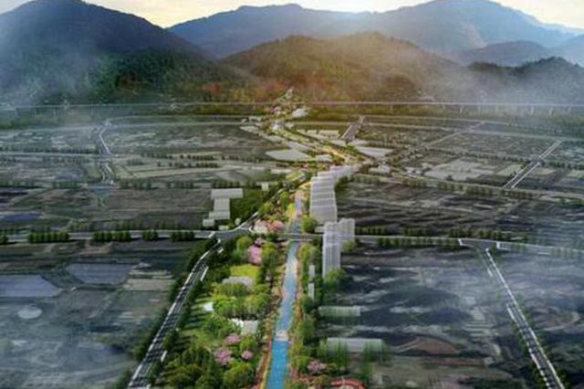 马尾磨溪治理工程启动 2020年?#22411;?#26032;添一座生态公园