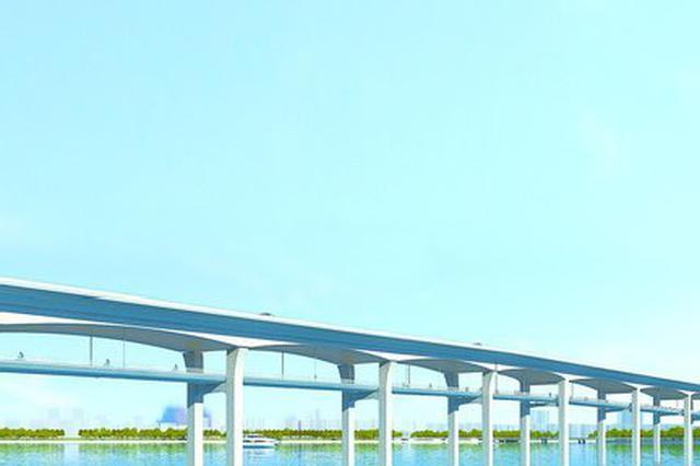 厦门首座双层跨海大桥开建 将串联多条城市快速路