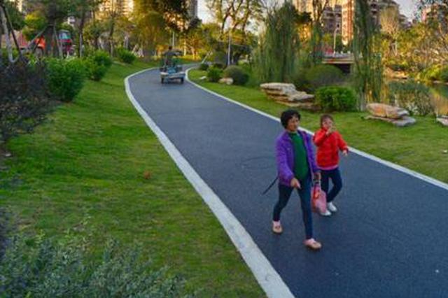 福州串珠公园告别千篇一律 三种模式秀出个性美
