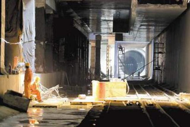 厦门地铁3、4号线翔安段主体工程年底将完工