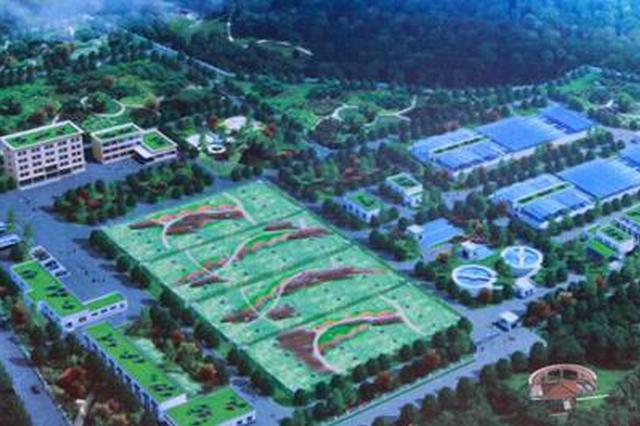 长乐东区水厂扩建工程完成桩基施工 预计8月主体完工