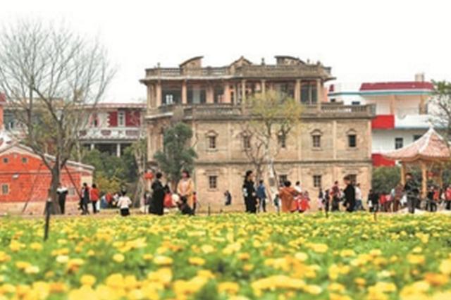 晋江梧林传统村落保护发展项目 16幢古建筑修缮完成