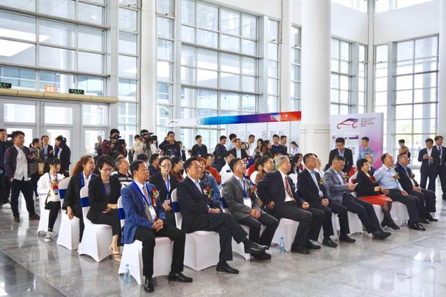 2019厦门智能网联汽车展览会盛大开幕