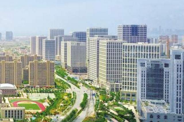 厦门翔安新城正在崛起 打造生态宜居现代化滨海新城