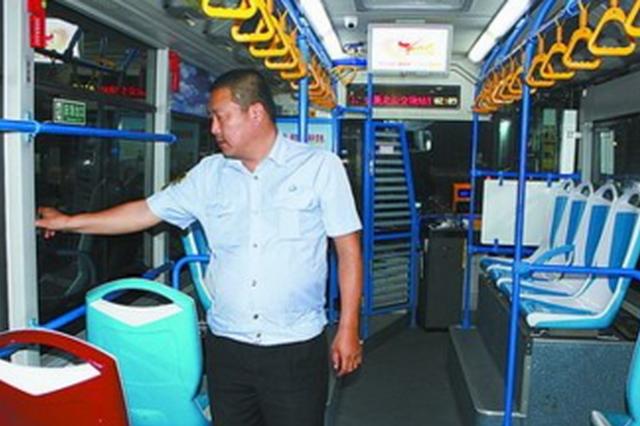 厦门最晚公交车司机:夜班是712 虽然辛苦却很知足