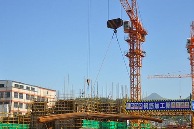 闽侯白沙南山洋安置房项目进展顺利 拟7月封顶