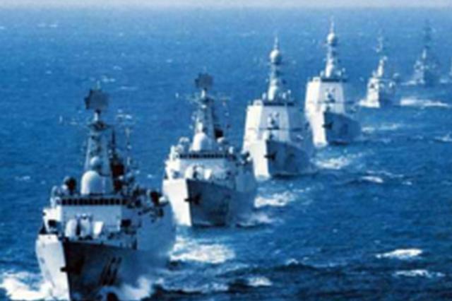 """中华民族向海图强:走近中国海军中的""""厦门身影"""""""