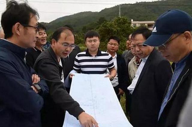双龙铁路龙岩段9月开工 上杭武平不通铁路成历史