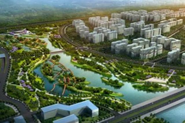 厦门马銮湾保障房地铁社区一期全面封顶 共建4536套