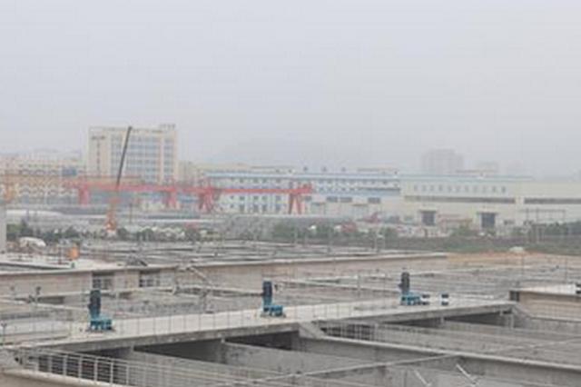 福州滨海工业区污水处理厂二期项目下月投用