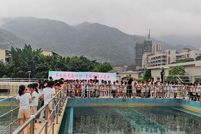 """多举措科学节水 去年福州省下21个""""大西湖""""水"""