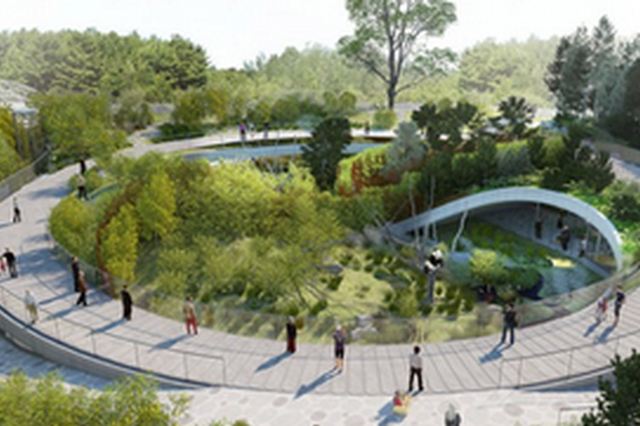 福州永泰开建野生动植物共生园 规划面积约4000亩