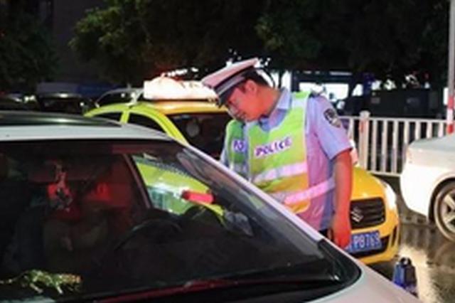 厦门交警公布前4月醉驾违法数据 男性为女性的32倍