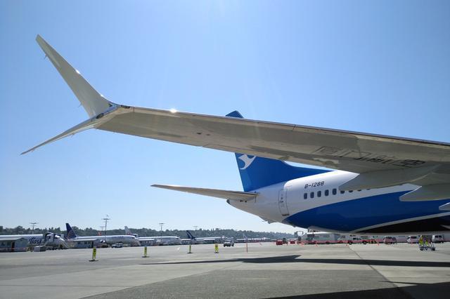 继东航、国航、南航后厦航宣布将向波音公司索赔