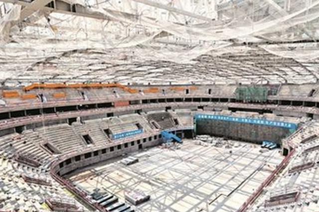晋江:世中运筹办工作进展顺利 13个场馆完工