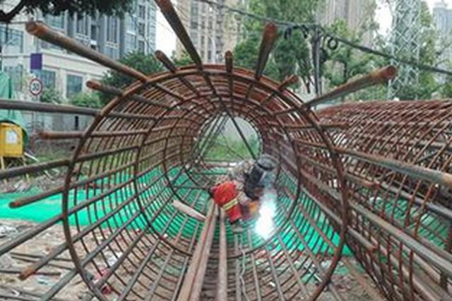 福州台江路网建设提速 鳌峰片区两纵两横或年底建成