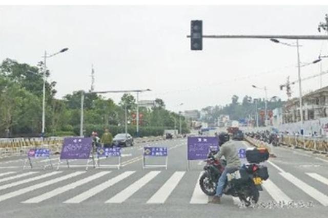 宁德金马大桥封闭施工 长达2月将无法通行