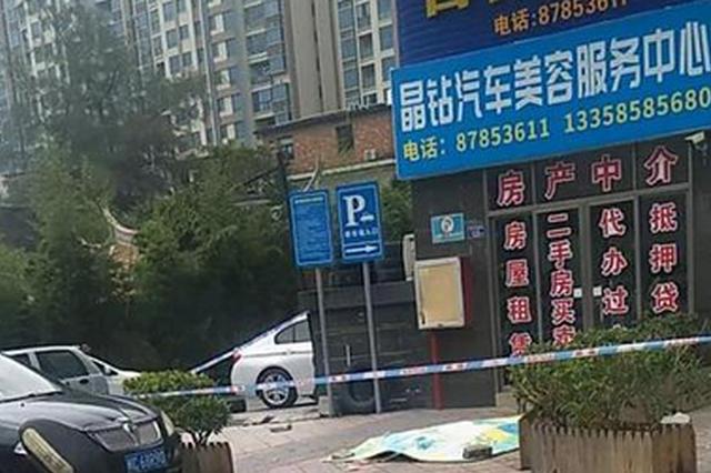 泉州惠安一女子裸身从酒店13楼坠下 不幸当场身亡