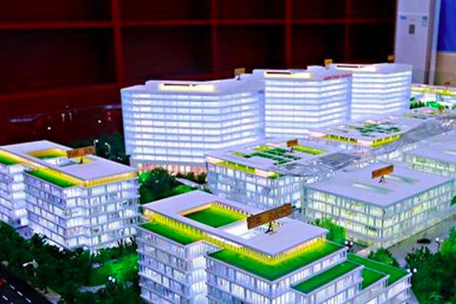 福州滨海新城综合医院进入主体工程施工 计划8月封顶