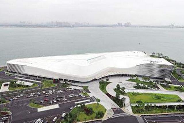 厦门五通客运码头新候船楼启用 购票检票可全程自助