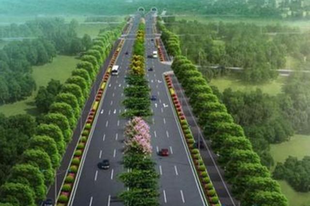 福清将新增一条快速通道 直通滨海大通道(图)