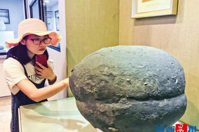 厦门陨石博物馆试开放 200多块陨石展出